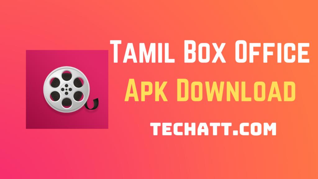 Tamil Box Office Apk